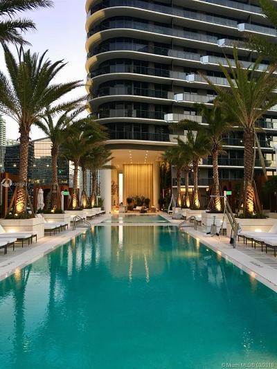 Rental Leased: 801 S Miami Avenue #2003