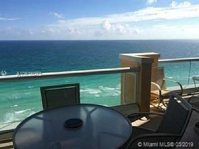 Sunny Isles Beach Rental For Rent: 17875 Collins Ave #2105