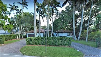 Coral Gables Rental Leased: 450 Sunset Dr
