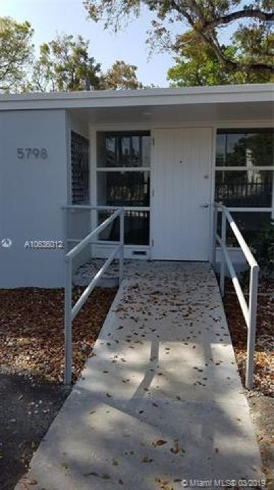 South Miami Commercial For Sale: 5798 SW 68th St