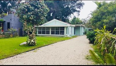 Fort Lauderdale Single Family Home For Sale: 2355 SW 18th Ave