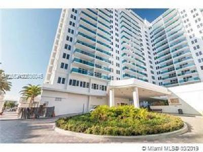 Miami Beach Condo For Sale: 2301 Collins Ave #330