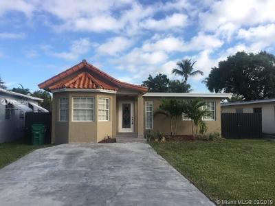 Single Family Home For Sale: 6459 SW 32nd St
