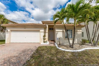 Miramar Single Family Home Active With Contract: 12711 SW 45th Dr
