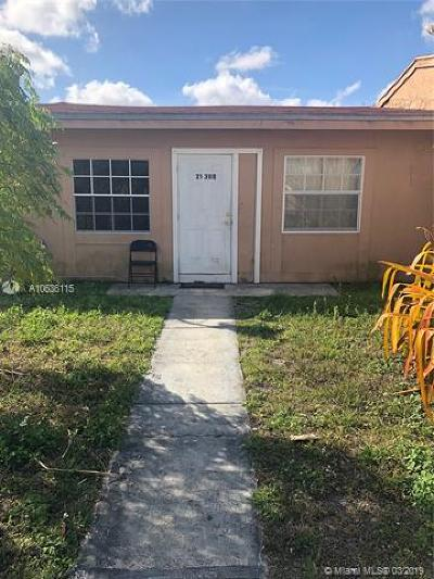 Miami Gardens Condo For Sale: 21389 NW 39th Ave #.