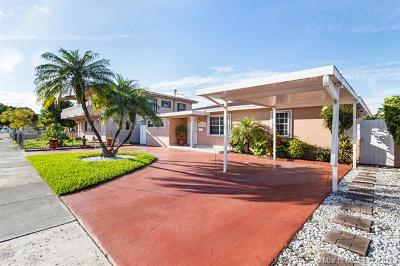 Miami Single Family Home For Sale: 4631 NW 6th St