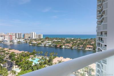 Aventura Condo For Sale: 21050 Point Pl #1901
