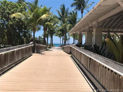 Key Biscayne Condo For Sale: 798 Crandon Blvd #16-C