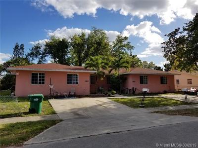 Miami Multi Family Home For Sale: 1330 NE 117th Ter