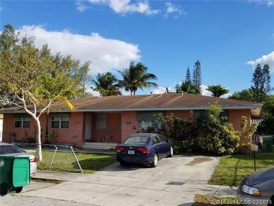 Miami Multi Family Home For Sale: 1340 NE 117th Ter