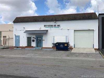 Hialeah Commercial For Sale: 125 W 22nd St