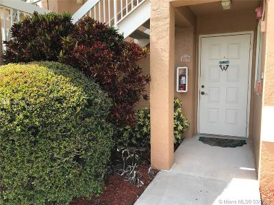 Plantation Condo For Sale: 796 NW 92nd Ave #796