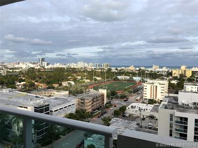 Miami Beach Rental For Rent: 1000 West Ave #1508