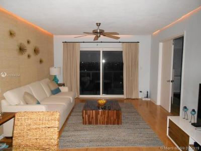 Lauderdale By The Sea Condo Active With Contract: 6000 N Ocean Blvd #15F