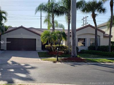 Boca Raton Single Family Home For Sale: 10963 Ravel Ct