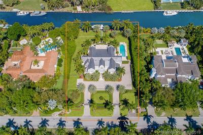 Coral Gables Single Family Home For Sale: 585 Arvida Pkwy