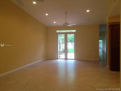 Rental Leased: 2819 SW 25th Ter #2819