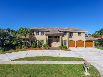 Pembroke Pines Single Family Home For Sale: 19341 NW 5 St