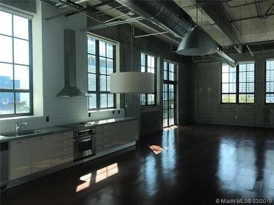 Parc Loft, Parc Lofts, Parc Lofts Condo Condo For Sale: 1749 NE Miami Ct. #401