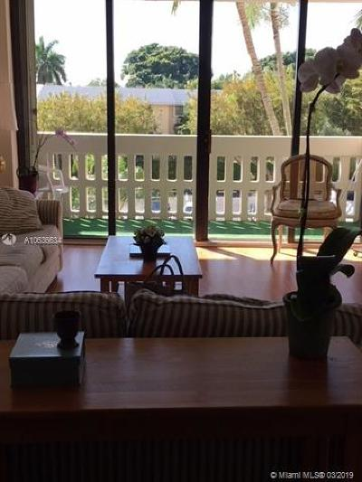 Coral Gables Rental For Rent: 90 Edgewater Dr #317