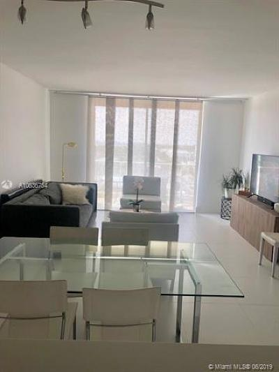 Miami Beach Condo For Sale: 6900 Bay Dr #10J
