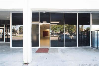 Miramar Commercial For Sale: 4040 SW 69th Ave #4068