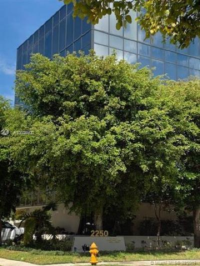 Commercial For Sale: 2250 SW 3 Ave. #205