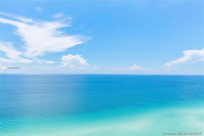 La Perla, La Perla Condo, La Perla Condominium, La Perla Ocean Residences, La Perla(Short, Long) Rental For Rent: 16699 Collins Ave #2709