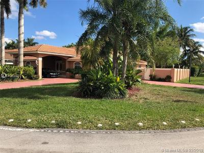 Miami Single Family Home For Sale: 12680 SW 77th St