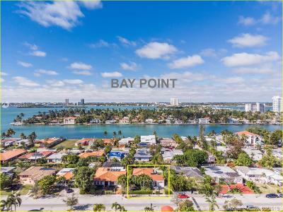 North Bay Village Rental For Rent: 7536 Adventure Ave