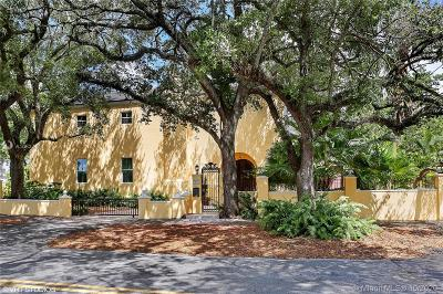 Coral Gables Single Family Home For Sale: 1525 Cadiz Ave