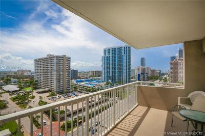 Hallandale Condo For Sale: 1980 S Ocean Dr #11P