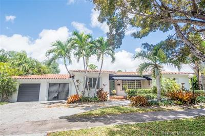 Coral Gables Single Family Home For Sale: 427 Catalonia Ave