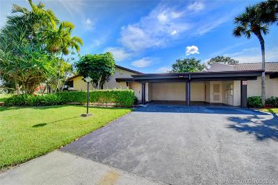 Boca Raton Single Family Home For Sale: 21122 Juego Cir #20-A