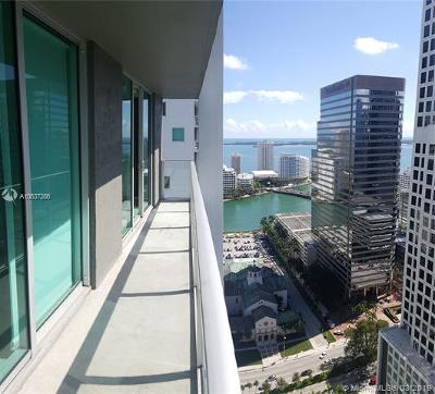 500 Brickell - West Tower, 500 Brickell Condo West, 500 Brickell West, 500 Brickell West Condo, 500 Brickell West Coondo, 500 Brickell West Tower, 500 Brickell West., 500 Brickell, 500 Brickell Condo Rental For Rent: 55 SE 6th St #3610