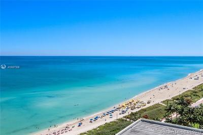 Miami Beach Condo For Sale: 6365 Collins Ave #1706