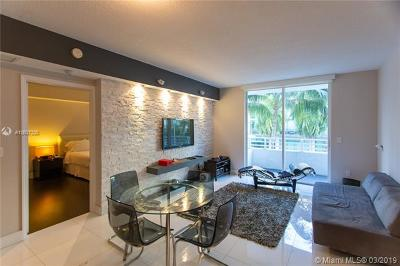 Miami Beach Rental For Rent: 5970 Indian Creek Dr #305