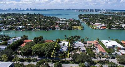 Miami Beach Single Family Home For Sale: 6444 Allison Rd