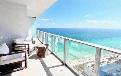 Hollywood Condo For Sale: 4111 S Ocean Dr #2605