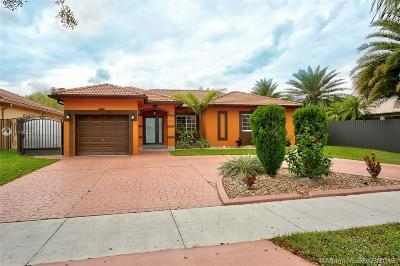 Miami Lakes Single Family Home For Sale