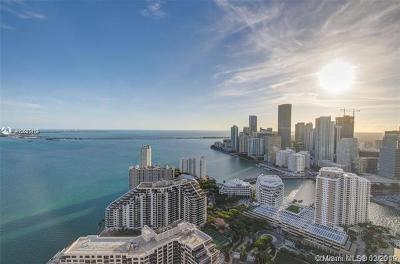 Miami Condo For Sale: 848 Brickell Key Dr #4306
