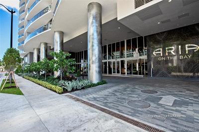 Miami Condo For Sale: 488 NE 18th St #2907
