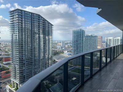 Condo For Sale: 801 S Miami Ave #3601