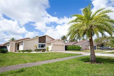 Hialeah Single Family Home For Sale: 19950 NW 62nd Ave