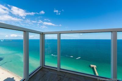 La Perla, La Perla Condo, La Perla Condominium, La Perla Ocean Residences, La Perla(Short, Long) Rental For Rent: 16699 Collins Av #4103