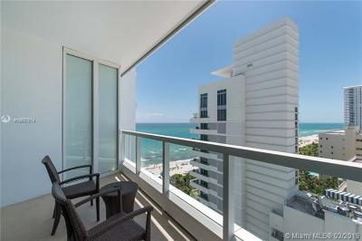 Miami Beach Condo For Sale: 4391 Collins #1216