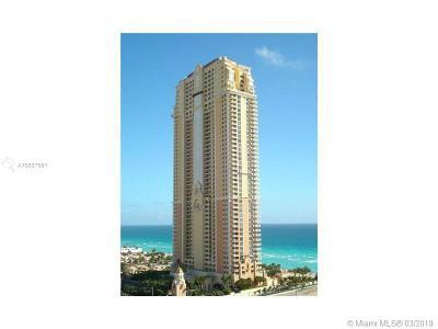 Sunny Isles Beach Condo For Sale: 17875 Collins Ave #2105