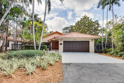 Single Family Home For Sale: 4100 SW 14th St