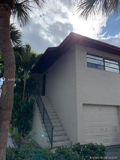 Miami Condo For Sale: 13964 SW 46th Ter #144