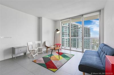 Miami Rental For Rent: 485 Brickell Ave #3406